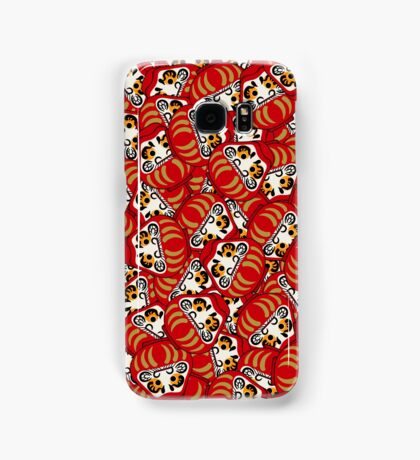 Mini Daruma Samsung Galaxy Case/Skin