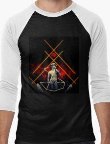 The Amazing World of David Men's Baseball ¾ T-Shirt