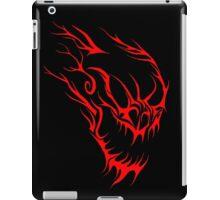 Dead Head Red iPad Case/Skin