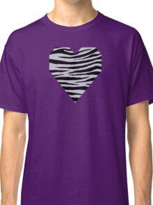 0347 Lavender Gray Tiger Classic T-Shirt