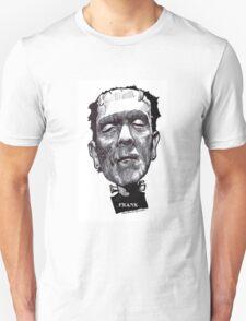 let's be Frank Unisex T-Shirt