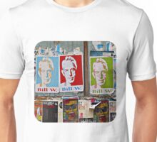 A Bill Among Playbills  Unisex T-Shirt
