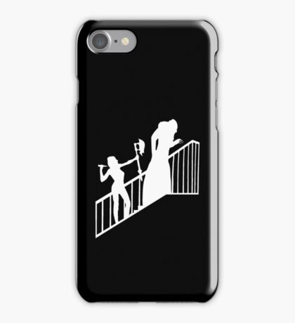 Buffy VS Orlok II! iPhone Case/Skin
