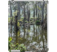 Mangrove swamp iPad Case/Skin