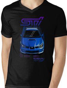 TurboSTI Performance Mens V-Neck T-Shirt