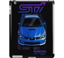 TurboSTI Performance iPad Case/Skin