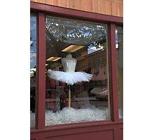 Flemington, NJ - Dance Shop Photographic Print