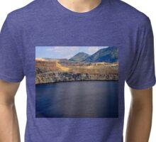 Butte Montana - Lake Berkeley Tri-blend T-Shirt