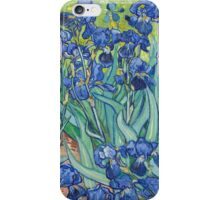 Vincent van Gogh - Irises iPhone Case/Skin