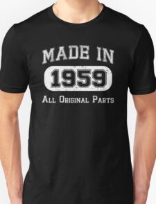 Made in 1959 T-Shirt