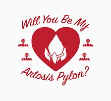 Will you be my Artosis Pylon? Unisex T-Shirt