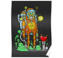 LOVE KILLER Poster
