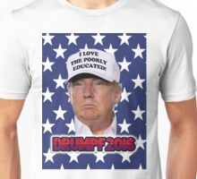 DRUMPF stars Unisex T-Shirt