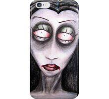 Madame Vamp iPhone Case/Skin