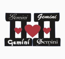 ♊★Love Gemini Fabulous Clothes & Phone/iPad/Laptop/MackBook Cases/Skins & Bags & Home Decor & Stationary & Mugs★♊ One Piece - Long Sleeve