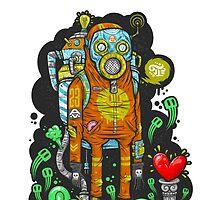 LOVE KILLER V2.0 by KennyPoppins