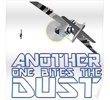 Another One Bites The Dust Poster
