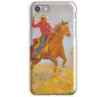 Chasing the Bronco iPhone Case/Skin