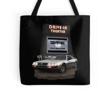 1982 DeLorean DMC-12 Night Tote Bag