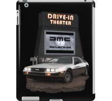 1982 DeLorean DMC-12 Night iPad Case/Skin