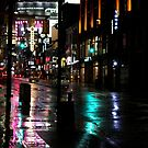 Yonge St. by Shane Bonnell