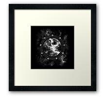 Travel to the Stars Framed Print