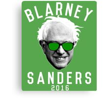 Blarney Sanders Canvas Print