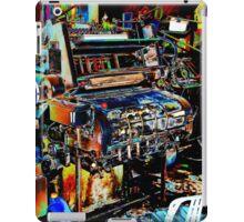 machine iPad Case/Skin
