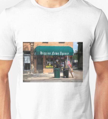 Flemington, NJ - News Shop Unisex T-Shirt