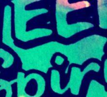 Smells Like Teen Spirit-Deodorant Logo Sticker