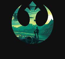 Star Wars VII - Poe Starship Unisex T-Shirt