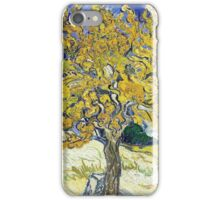 Vincent van Gogh - Mulberry Tree iPhone Case/Skin