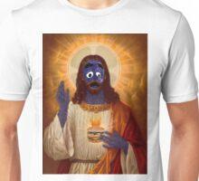 Grimace Jesus Unisex T-Shirt