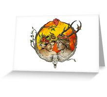 Hannistag Greeting Card