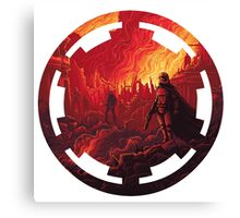 Star Wars VII - Galactic Empire Canvas Print