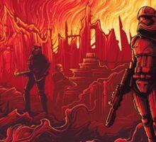 Star Wars VII - Galactic Empire Sticker