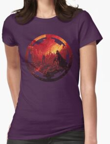 Star Wars VII - Galactic Empire Womens Fitted T-Shirt