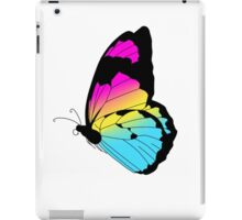 Pansexual Butterfly iPad Case/Skin