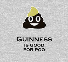 Guinness is good for poo Unisex T-Shirt