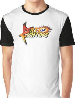 Art of Fighting SNK Graphic T-Shirt