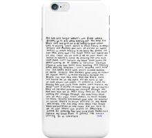 TROYE SIVAN SUBURUBIA  iPhone Case/Skin