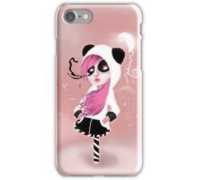 The physical feeling caused by something that hurts my heart. iPhone Case/Skin