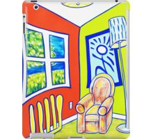 When Chairs Were Chairs  iPad Case/Skin