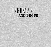 Inhuman and proud Tank Top