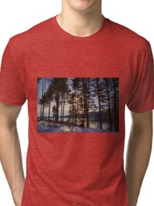 Quietly We Listen Tri-blend T-Shirt