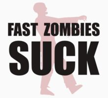 Fast Zombies One Piece - Short Sleeve