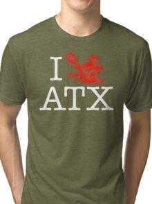 I Crank ATX Tri-blend T-Shirt