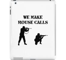 House Calls iPad Case/Skin