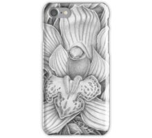 Graphite Orchid_5 iPhone Case/Skin
