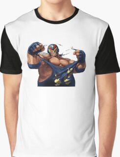Raiden Big Bear SNK Graphic T-Shirt
